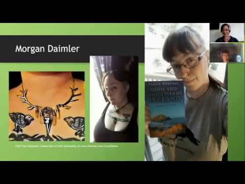 Your Irish Connection 01 - Interview with Morgan Daimler