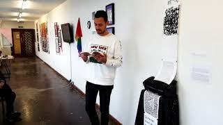 'Sex, Drugs, Rock 'n' Roll, and AIDS' by Iris de la Cruz