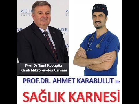 KORONAVİRÜS 'TEN KORUNMA (BİLMENİZ GEREKENLER) - PROF DR TANIL KOCAGÖZ - PROF DR AHMET KARABULUT