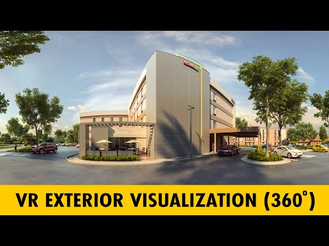 How we work - 3D Architectural Rendering Studio