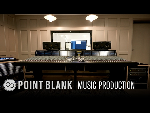 Music Production & Sound Engineering Courses at Point Blank