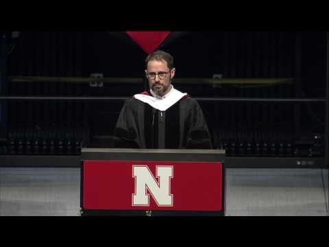 Twitter Co-founder Ev Williams Nebraska Commencement Address