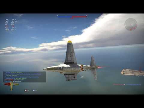 Firts Jet Match