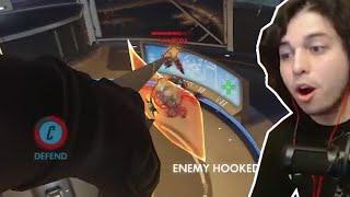 sniping as roadhog  Overwatch