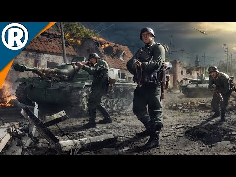 GERMAN OFFENSIVE STARTS WWII   Blitzkrieg 3 Campaign Gameplay