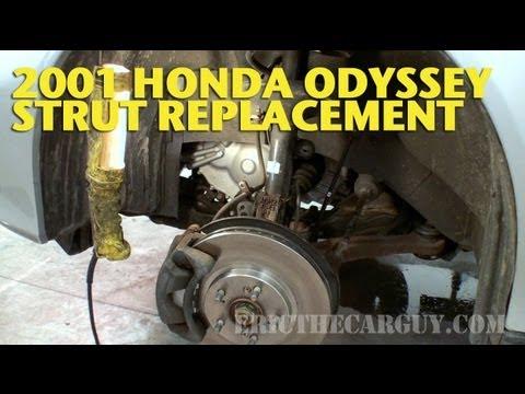 2001 Honda Odyssey Front End Diagram Wiring Diagram