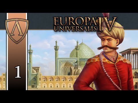 Let's Play Europa Universalis IV -- Cradle of Civilization -- Part 1