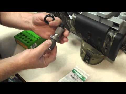 Redding Type S Full Length Bushing Die: How to Set Up and Size Cases