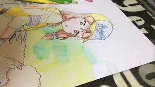 【ラブライブ!サンシャイン‼︎】動物編 まるちゃん描いてみた!