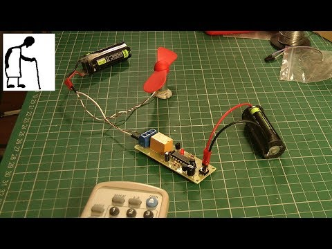Infrared Receiver Electronic DIY Kit