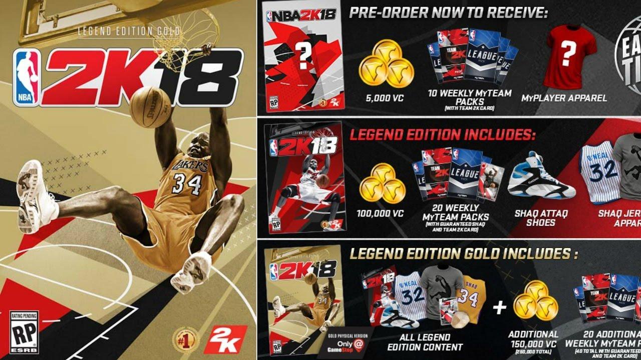 NBA 2K18 - Legend Edition ile ilgili görsel sonucu