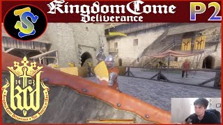 Maxing out Skills & Exploring in Kingdom Come Deliverance P2 (PAST BROADCAST)