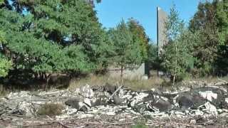 Военный городок ЦЕРБСТ - октябрь 2013 года