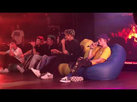 Summer on You - Prettymuch LIVE FUNKTION TOUR HQ