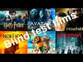Gambar cover BLIND TEST FILMS / FILMS D'ANIMATION 70 EXTRAITS !!!
