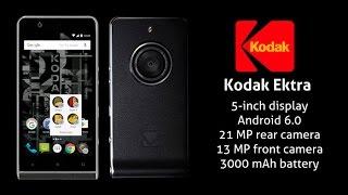 Kodak Ektra Camara Teléfono Family Fun Travel