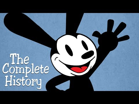 The COMPLETE History Of Oswald The Lucky Rabbit | Disney Explained - Jon Solo