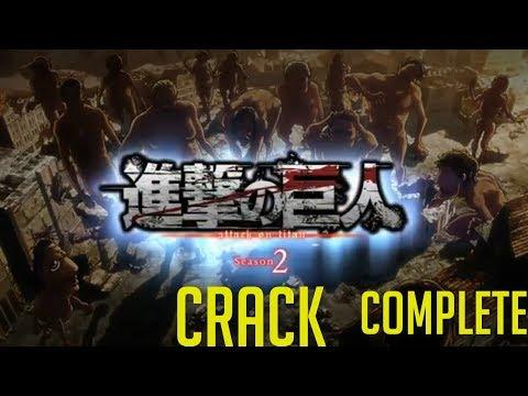 Attack On Titan Season 2 Crack Compilation
