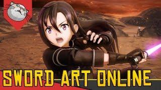 O JOGO DO ANIME! GGO - Sword Art Online Fatal Bullet #01[Conhecendo o Jogo Gameplay Português PT-BR]