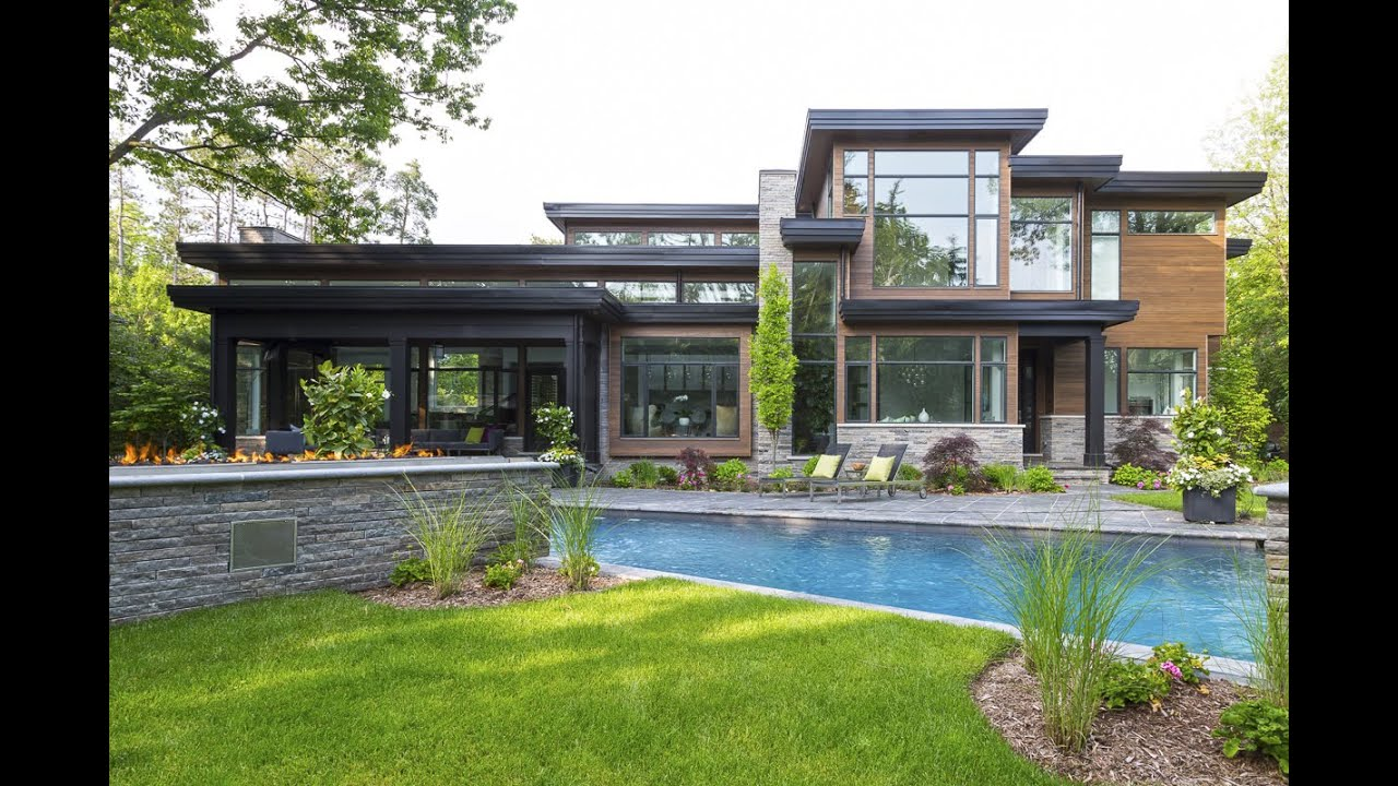 contemporary home builder