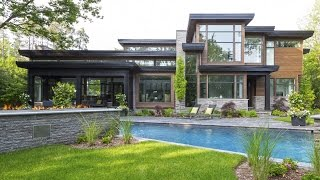 Bachly Construction   Elegant, Contemporary Luxury Home