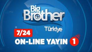 Big Brother Türkiye On-Line Yayın [1] - 7/24