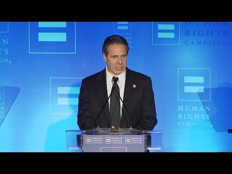 New York Governor Andrew Cuomo Takes Historic Action Protecting LGBTQ Youth from Dangerous 'Conversi
