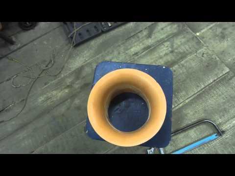 станок для развальцовки труб (фазоинвертор)