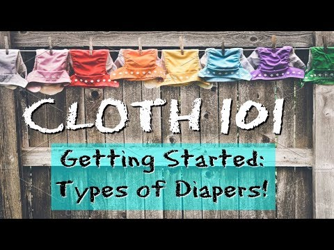 CLOTH 101: Getting Started! Different Types of Cloth!