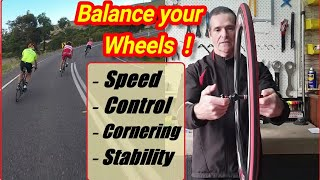 Balance your wheels