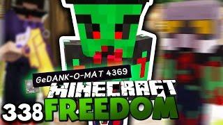 PVP ARENA IM FREEDOM DORF? & HANS WIRD UNSER SKLAVE! ✪ Minecraft FREEDOM #338 [ DEUTSCH ]   Paluten