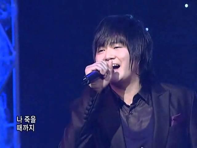 MtoM-Be burned black(???-????)@SBS Inkigayo ???? 20080120