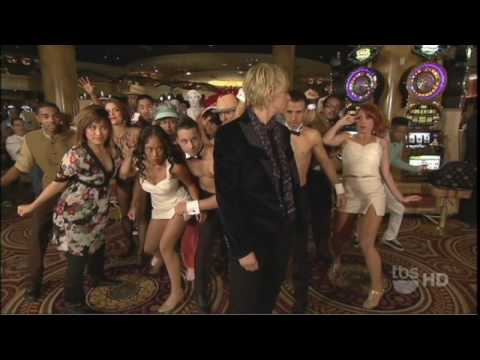 Ellen DeGeneres + The LXD + Caesars Palace= RIDONCULOUSNESS