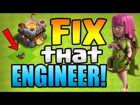 FIX THAT ENGINEER!  Episode 1 | Clash of Clans