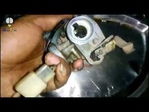 clean your bike carburator || Bajaj Discover carburettor cleaning