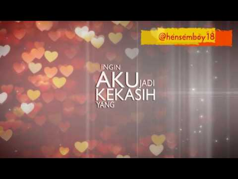 Video Lyric : Dudy Oris - Aku Yang Jatuh Cinta