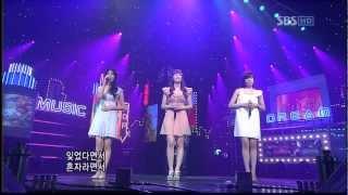 HD SNSD 080504 SeoHyun Jessica Tiffany - Bad Oppa Live