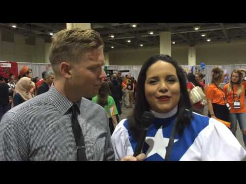 Enactus World Cup 2016 - Culture Fair Interview: Puerto Rico Team President