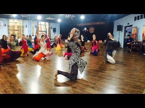 Dola Re Dola   Devdas   Svetlana Tulasi's Bollywood Dance workshop. Choreography by Svetlana Tulasi