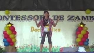 (Champion)Declamation-Am I to be Blamed by Xaviera Pagas