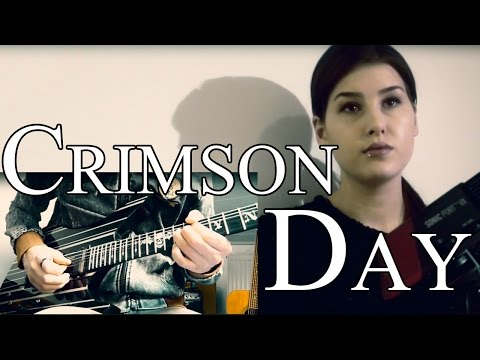 A7XNewsTV - Crimson Day Piano/Vocal/Guitar Cover / Avenged Sevenfold