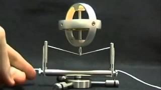 Эксперименты с 3D гироскопом