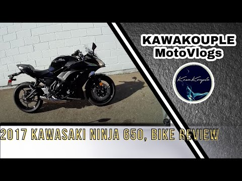 2017 Kawasaki Ninja 650 Bike Review