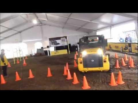 New Holland Skid Steer Challenge