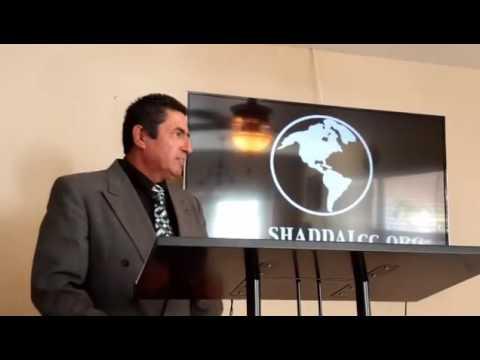 CENTRO CRISTIANO EL SHADDAI CHRISTIAN CENTER; PREDICAS Mayo 7, 2017