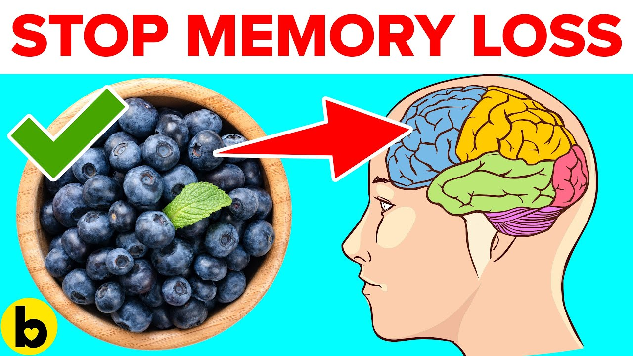 6 ways to stop your Memory Loss