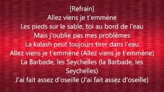 Lacrim - Barbade avec Parole/Lyrics