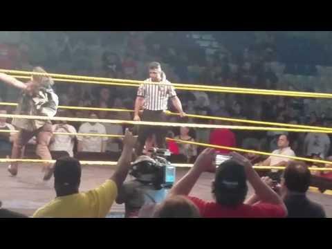 NXT LIVE (BEL AIR, MD) VLOG!