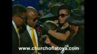 La Toya Jackson on 20/20 - September 11, 2009 - Part 1 of 3