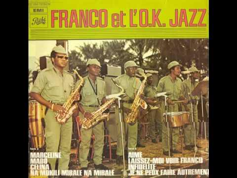 Infidélité (Céli Bitshou) - Franco & L'O.K. Jazz 1969